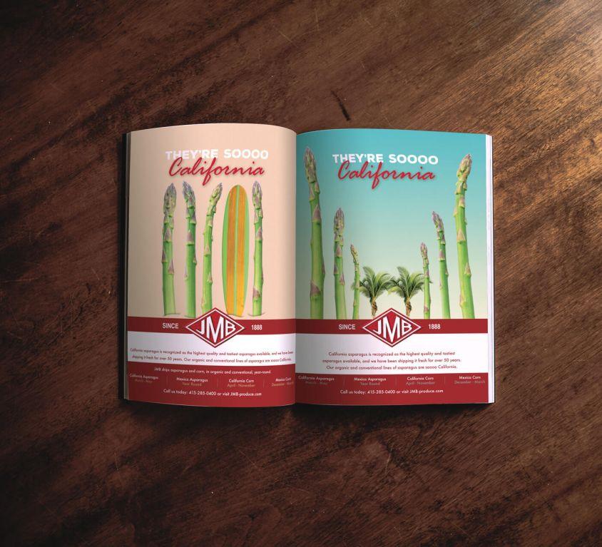 JMB Asparagus Ads