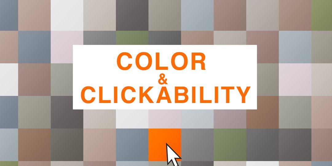 Color-an-Clickability